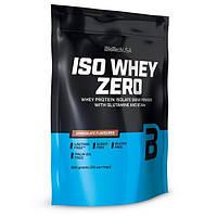 Изолят сывороточного протеина (белка) BioTech Iso Whey Zero lactose free 500 г
