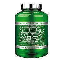 Протеин Scitec Nutrition 100% Whey Isolate 2 кг