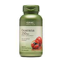 Гуарана GNC GUARANA 100 капс