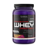 Изолят сывороточного протеина (белка) Ultimate Prostar Whey 100% 907 г