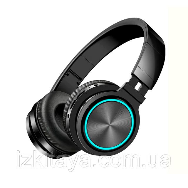 Бездротові навушники BlitzWolf AIRAUX ER1 black Bluetooth навушники з блютузом