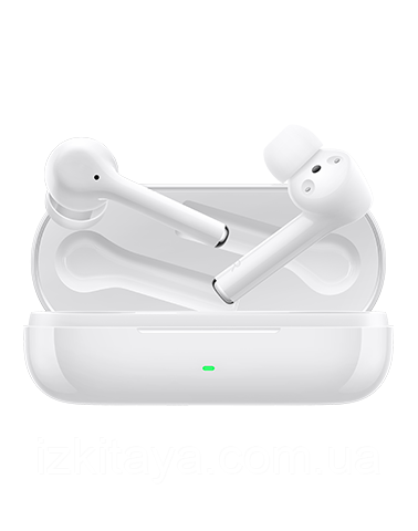 Бездротові навушники Huawei FreeBuds 3i white Bluetooth навушники з блютузом