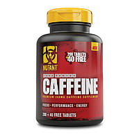 Кофеин Mutant Caffeine 240 таб