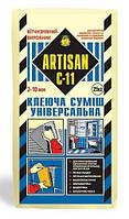 АРТИСАН С-11/25кг  Клей для плитки Универсальный