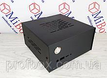 Корпус MB-102IT (Ш154 Г156 В80) чорний, RAL9005(Black textured)