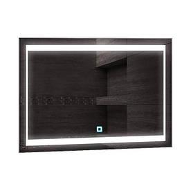 Зеркало прямоугольное с LED подсветкой SmartWorld Stella 50x70x3 см (1027-d3-50x70x3)