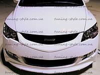 Решетка  Civic 4D