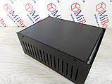 Уцінка. Корпус металевий, модель MB-45 (Ш155 Г220 В90) чорний, RAL9005(Black), фото 3