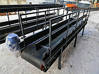 Ленточный конвейер с регулируемыми бортами ЛТ-3-400 (М)