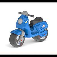 Скутер синий. арт. 502 S
