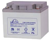 Аккумуляторная батарея  DJM1245 12В 45Ач
