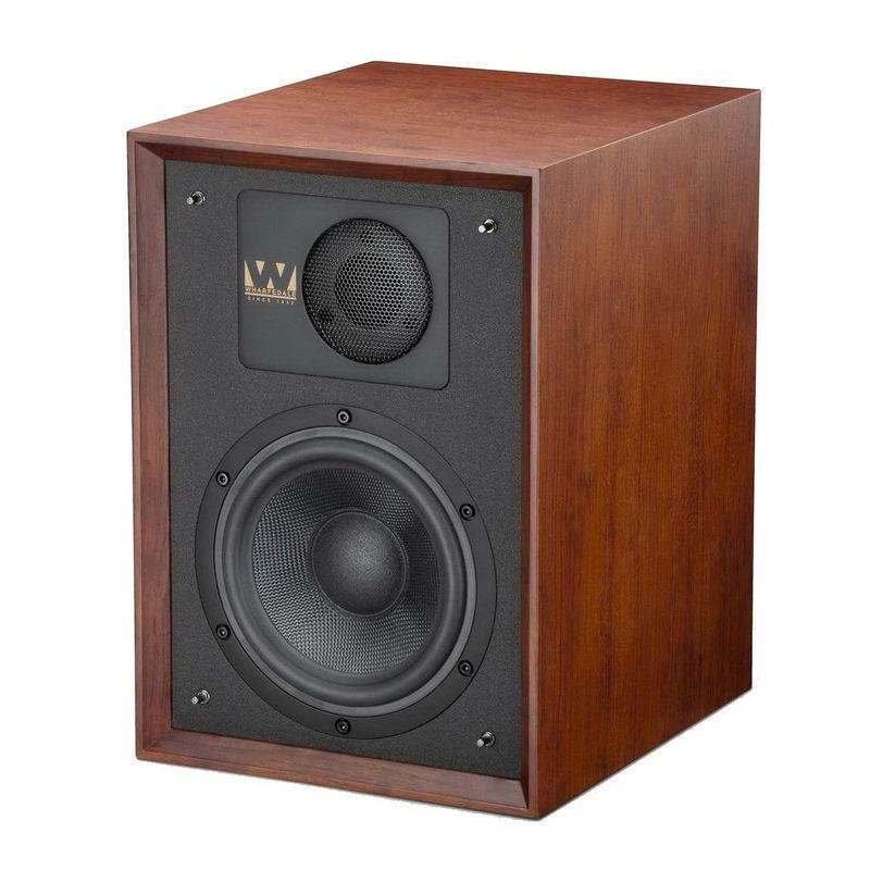 Полична акустика Wharfedale Denton 85 Mahogany
