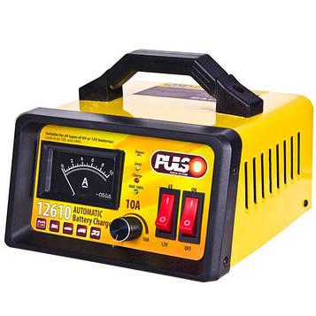 Заядное пристрій 6-12V/0-10A/10-120AHR/LED-Ампер/ PULSO BC-12610