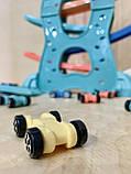 Автотрек спуск з машинками 589-44, фото 3