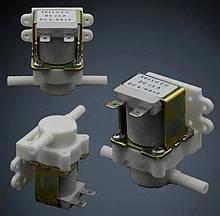 """Электромагнитный клапан сливной, с самотеком, 1/4"""", 12 В"""