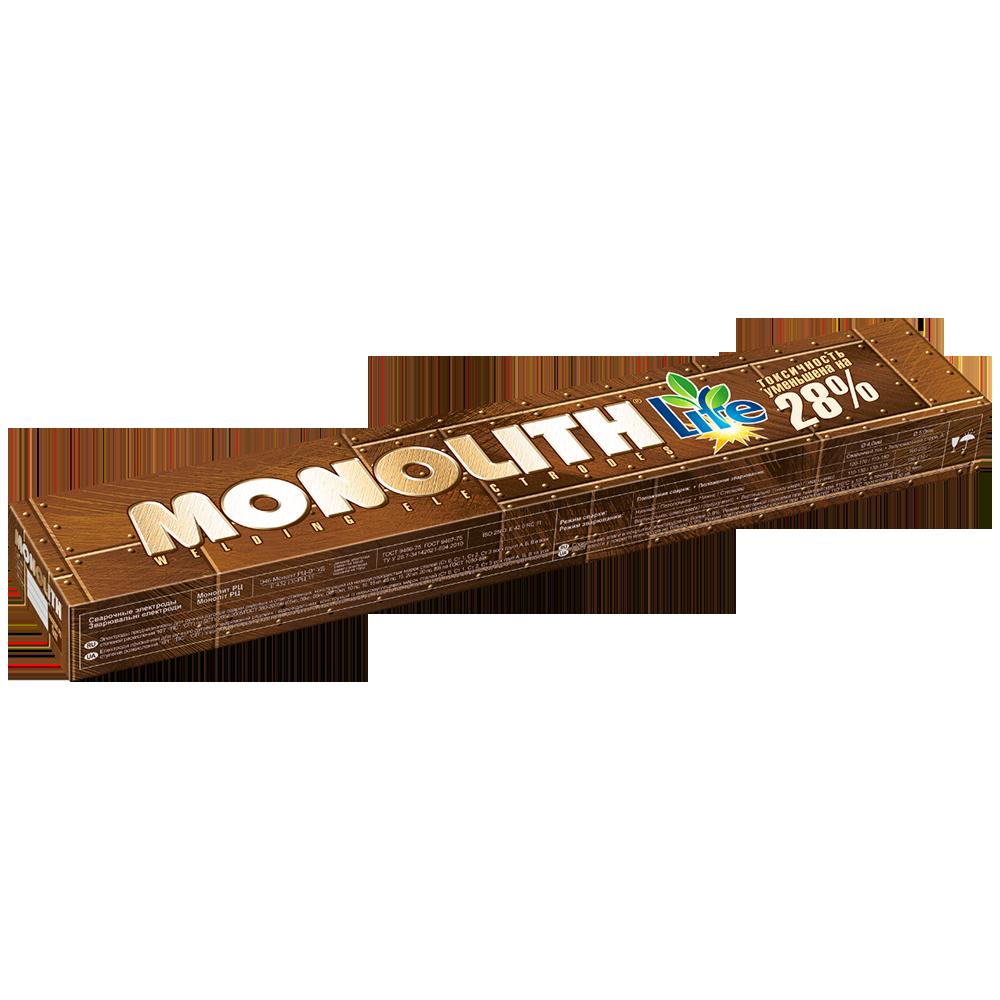 Електроди Моноліт РЦ 2,5 кг