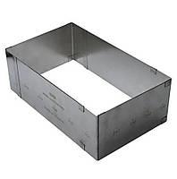 Форма для выпечки раздвижная SNS высота 10 cм