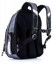Школьный ранец ортопедический для мальчика в 1-3 класс рюкзак каркасный Winner One 5007, фото 3
