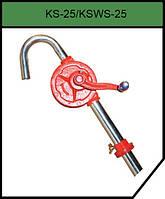 Ручной насос для перекачки топлива, жидкости Omnigena