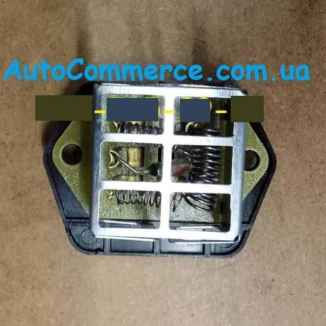 Реостат печки JAC 1020 (Джак 1020) 24V