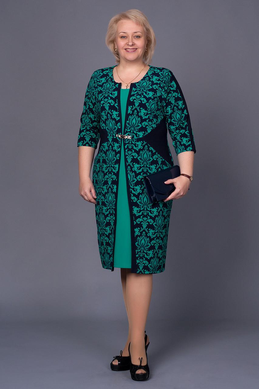 Хильда в платье