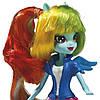 My Little Pony Лялька Еквестрія Рейнбов Деш (Equestria Girls Rainbow Dash  Кукла Эквестрия Радуга), фото 3