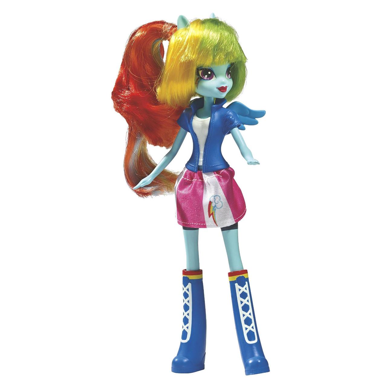 My Little Pony Лялька Еквестрія Рейнбов Деш (Equestria Girls Rainbow Dash  Кукла Эквестрия Радуга)