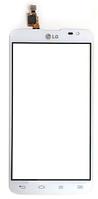 Тачскрин / сенсор (сенсорное стекло) для LG G Pro Lite D685 D686 (белый цвет)