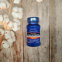 Puritan's Pride Melatonin 90 tab 10 mg , мелатонин