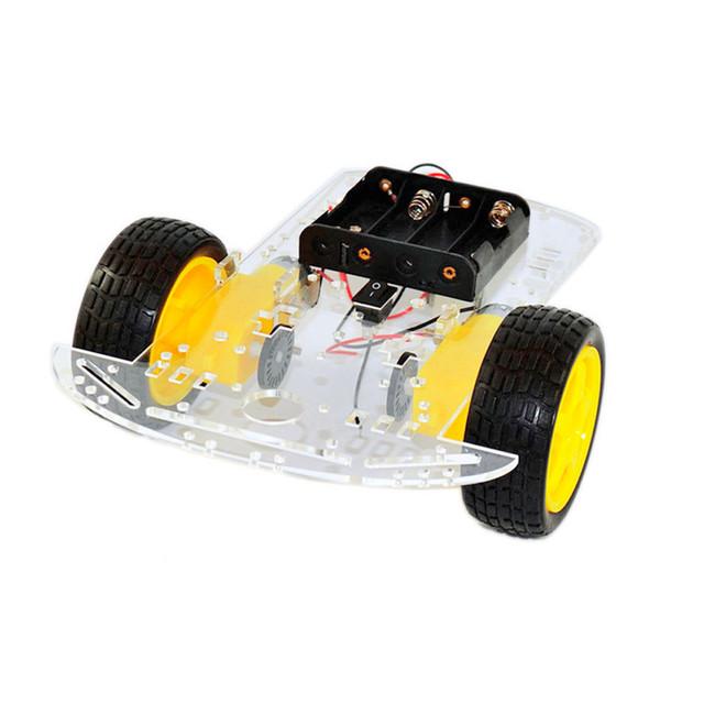 Автомобильное шасси для Ардуино 2WD