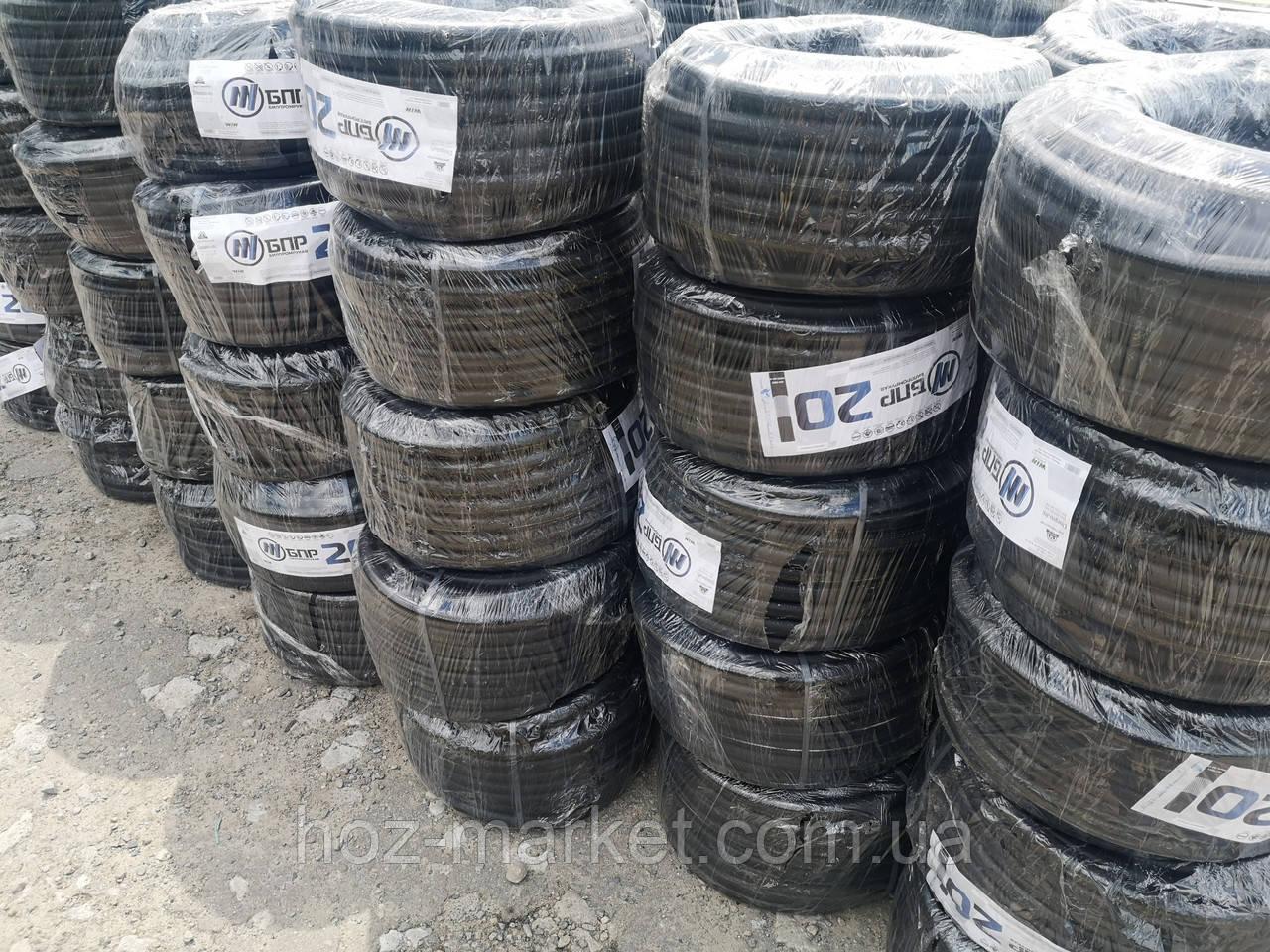 Шланги гумові для поливу саду городу 14мм, 16мм, 18мм, 20мм, 25мм, 32мм