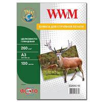 Бумага WWM A3 (SG260A3.100)