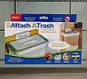 Держатель для мусорных пакетов навесной Attach-A-Trash + Органайзер для кухни 3в1 в ПОДАРОК!, фото 9