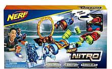 Бластер з машинками. Іграшкова дитяча зброя з мішенню і патронами