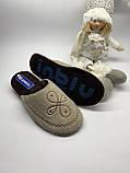 Повстяні тапочки жіночі INBLU, фото 3