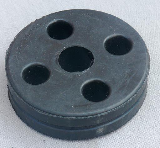Муфта кардана гумова гола на мотоцикл МТ, ДНІПРО, фото 2
