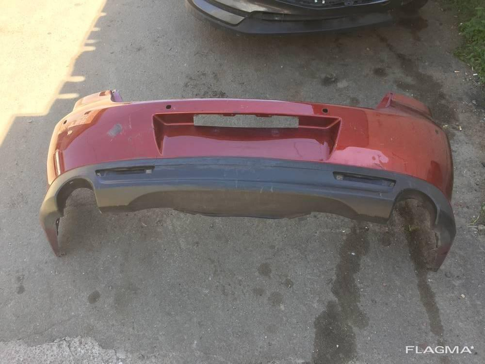 Бампер передний нижняя часть Hyundai Santa Fe Хендай Санта Ф