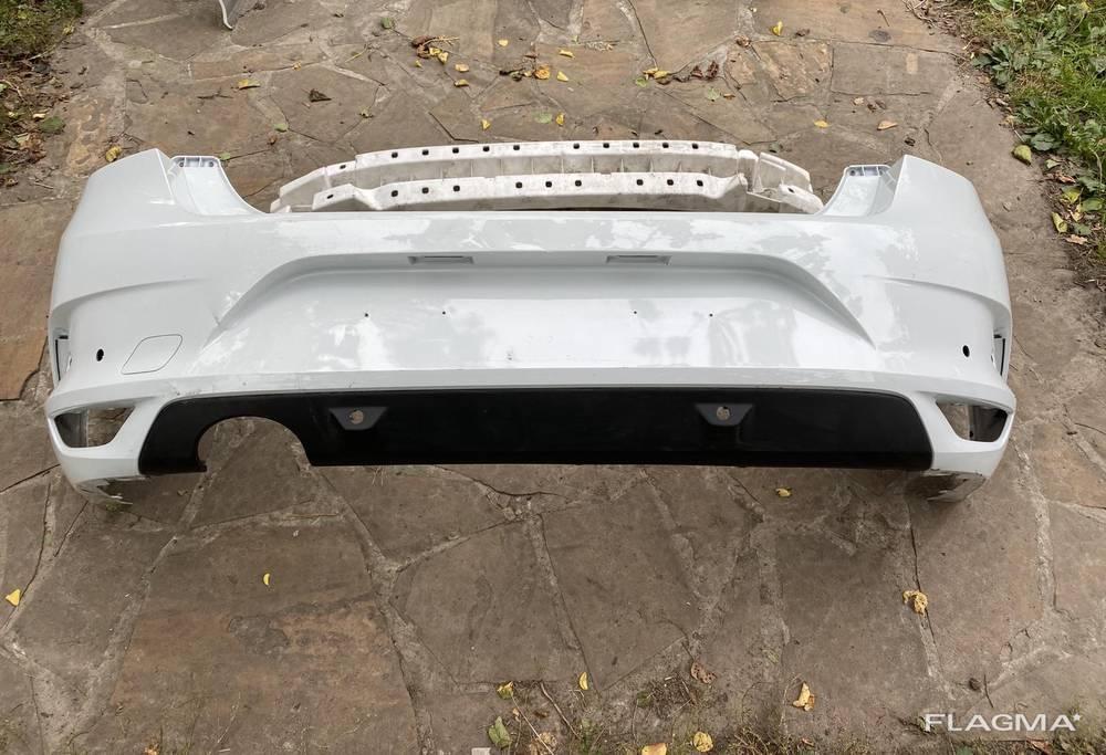 Бампер задний Subaru Outback Субару Аутбек от2015-гг 57704AL130 оригинал Целый