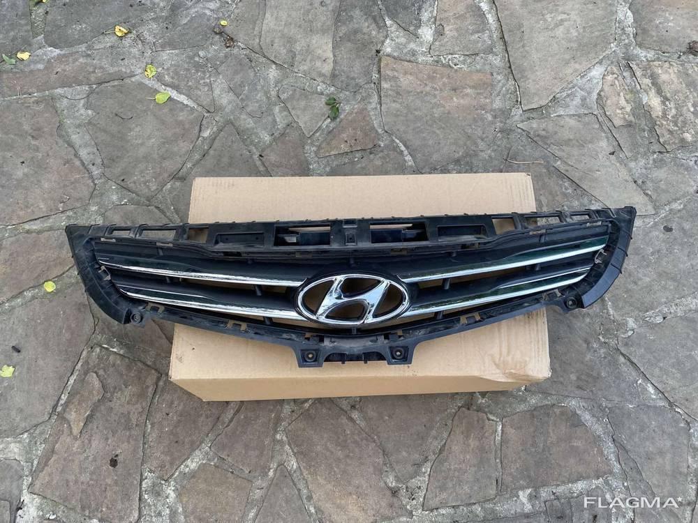 Бампер передний Hyundai i30 Хендай i30 от2017-20гг. оригинал 86511-g4aa0