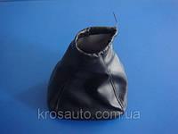 Чехол рычага КПП Ланос - кожанный, 96346023
