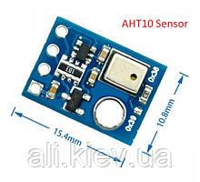 Датчик температуры и влажности AHT10. Замена DHT11 SHT20 AM2302
