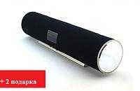 Портативная блютуз колонка S608 Bluetooth беспроводная колонка для телевизора с жк дисплеем громкая
