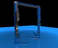 AMI-4.0 VARIANT - Подъемник двухстоечный электрогидравлический 4000 кг, высота 3670 мм