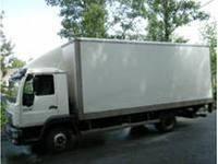 Перевозки сборных грузов 5-ти тонниками