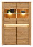 """Модульна система меблі у вітальню зал """"Санді"""" (Сокме), фото 9"""