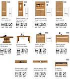 """Модульна система меблі у вітальню зал """"Санді"""" (Сокме), фото 10"""