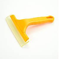 Ракель силіконовий, скребок для миття скла