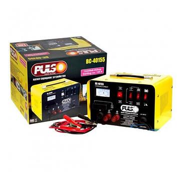 Пуско-зарядний пристрій 12-24V/45A/Start-100A/20-300AHR/стріл. індикатор PULSO BC-40155