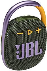 Акустична система JBL Clip 4 Green (JBLCLIP4GRN)