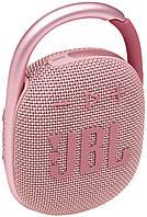 Акустическая система JBL Clip 4 Pink (JBLCLIP4PINK)